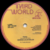 George & Glen Miller - Easing / The Millers - Version (Third World / Jah Fingers) 12""